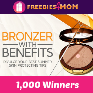 1,000 Winners of Full-Size Bronzer