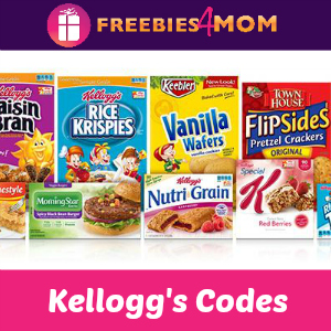 🍓Kellogg's Family Rewards: 100 Point Code for Easter