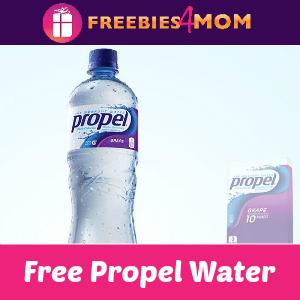 Free Propel Water at Kroger
