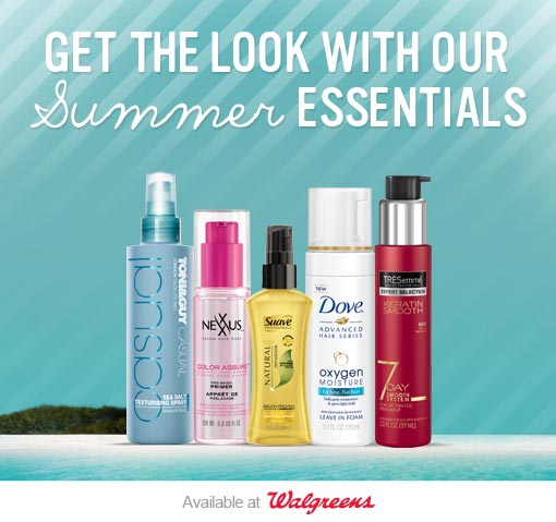 Summer's Hottest Looks at Walgreens