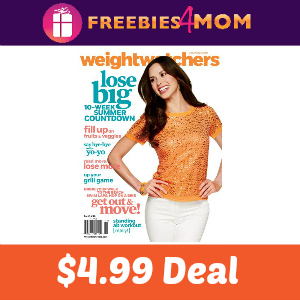 $4.99 Weight Watchers