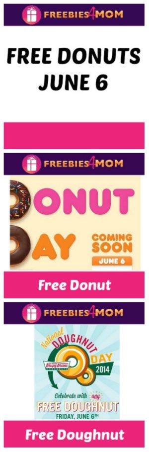 FREE Donut Roundup