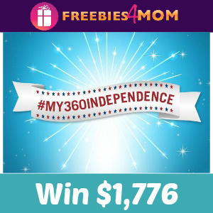Sweeps Capital One 360 #my360independence