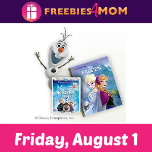 Free Frozen Storytime at Barnes & Noble Friday