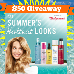 $50 Walgreens Gift Card Winner