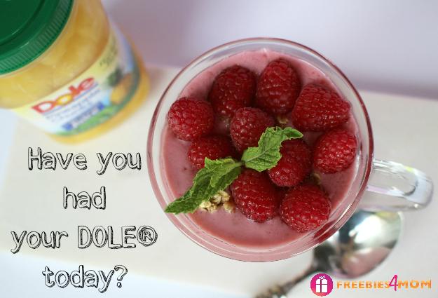 Pineapple & Greek Yogurt Recipe using DOLE® Pineapple Chunks