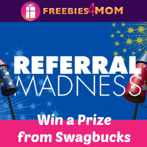 Win 1 of 11 Prizes from Swagbucks