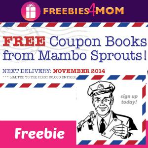 Free Mambo Sprouts November Coupon Book