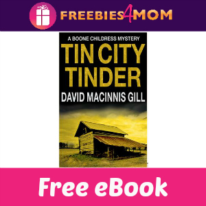 Free eBook: Tin City Tinder ($3.99 Value)
