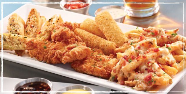 Ruby Tuesday Big Dipper Appetizer