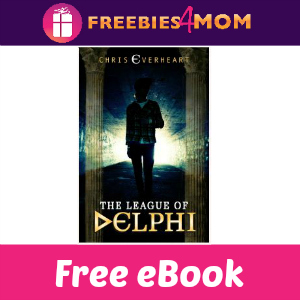 Free eBook: The League of Delphi ($4.99 Value)