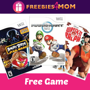 Free Redbox Game ($2 value)