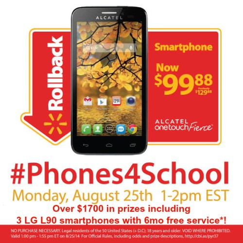 #Phones4School-Twitter-Party-8-25-2014,#TwitterParty,#shop,sweepstakes on Twitter