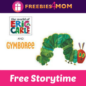 Free The Very Hungry Caterpillar Storytime