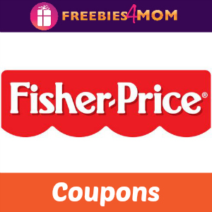 Coupons: Fisher-Price Toys
