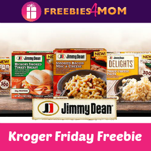 Free Jimmy Dean Frozen Entree at Kroger