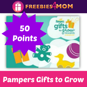 50 Pampers Points