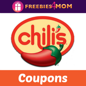 Chili's Free Appetizer, Dessert or Kid's Meal