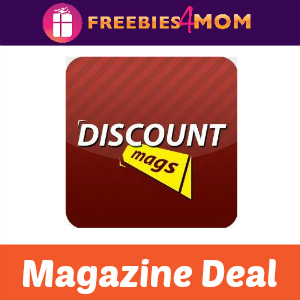 4 Hour Sale: 40% Off All Magazines