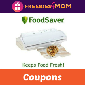 Coupons: Save $10 on a FoodSaver System