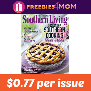 Magazine Deal: Southern Living $19.95/2 Years