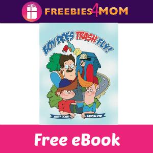 Free Children's eBook: Boy Does Trash Fly!