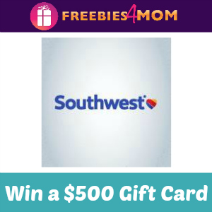 Sweeps: My Coke Rewards Southwest Airlines