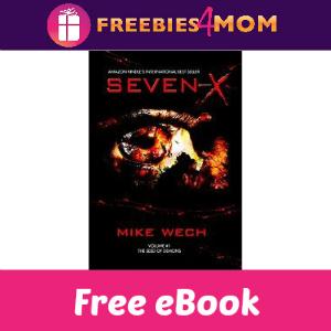 Free eBook: Seven-X ($2.99 Value)
