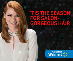 TRESemme Salon Gorgeous Hair for the Holidays