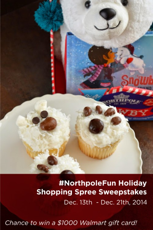 #NorthpoleFun $1,000 Sweepstakes Dec. 13 at 12pm ET