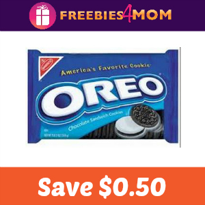 Coupon: $0.50 off Oreos