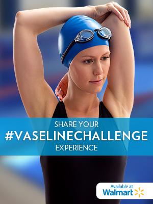 Take the #VaselineChallenge