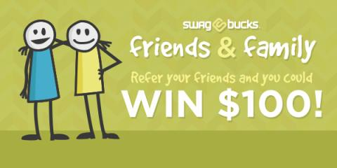 Swagbucks Friends & Family