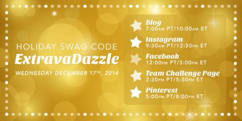 Earn Swagbucks with Holiday Swag Code ExtravaDazzle