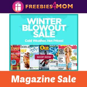 Winter Blowout Magazine Sale
