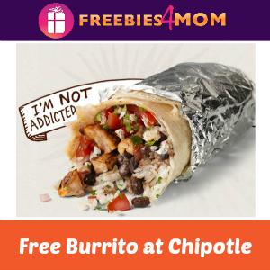 Chipotle: Order Sofritas Jan. 26 Get a Free Burrito