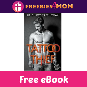 Free eBook: Tattoo Thief ($2.99 Value)