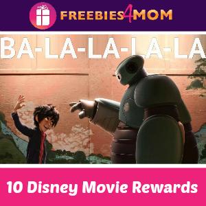 10 Disney Movie Rewards Points