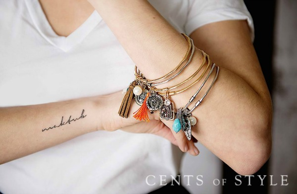 $9.99 Charm Bangle Bracelet with Free Shipping