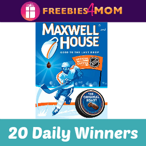 Sweeps Maxwell House Ultimate Hockey Fan