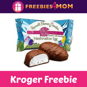Free Russell Stover Easter Egg at Kroger