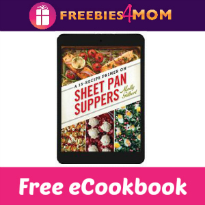 Free eCookbook: Sheet Pan Suppers