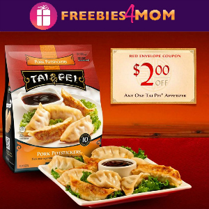 Coupon: Save $2.00 on one Tai Pei Appetizer