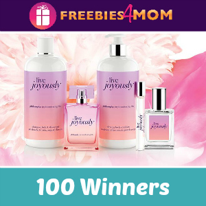 Sweeps Live Joyously (Win the Collection!)