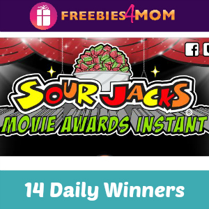 Sweeps Sour Jacks MTV Movie Awards Ballot