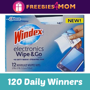 Sweeps: Right @ Home Win, Wipe & Go