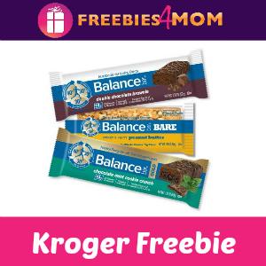 Free Balance Bar at Kroger