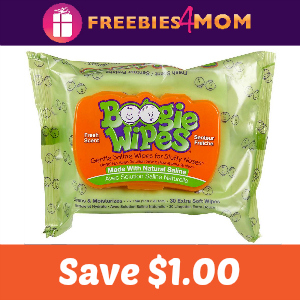 Coupon: $1.00 Off Boogie Wipes