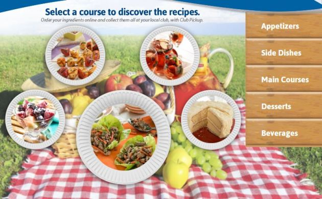 Summer Recipes with Hellmann's at Sam's Club