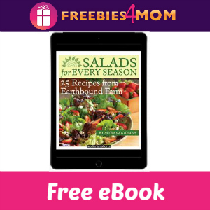 Free eCookbook: Salads For Every Season